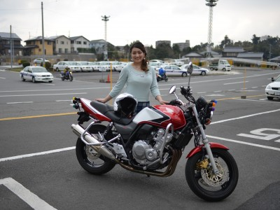 島根自動車学校では、バイクの合宿免許も行っています!ご希望の方は、コールセンターまでお問い合わせください。