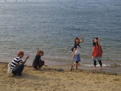 教習後に毎日、仲間と一緒に海へ!なんてことも可能です。潮風を浴びて、運転の疲れをリフレッシュしてください♪