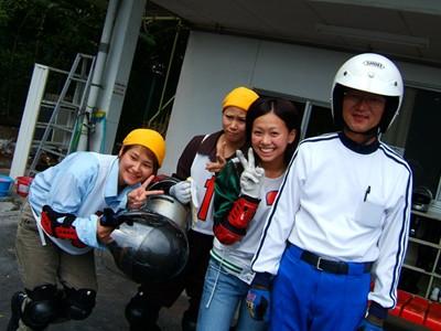 カーアカデミー那須高原は栃木県公安委員会の指定公認校。だから合宿免許を卒業すれば免許センターでの技能試験が免除に♪