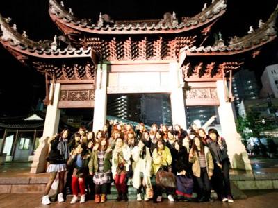 異国情緒あふれる町長崎! みんなで中華街に来ました♪♪