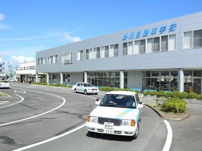 静岡県内でも最大級の総面積を誇る掛川自動車学校。四輪専用コースと二輪専用コースに分かれているため、技能教習も安心・安全です。