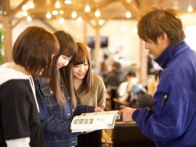 平泉ドライビングスクールのインストラクターはみんなフレンドリーで優しい♪すぐ打ち解けて楽しく教習を進められますよ!