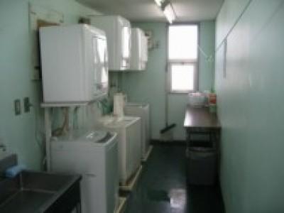 男性寮洗濯機