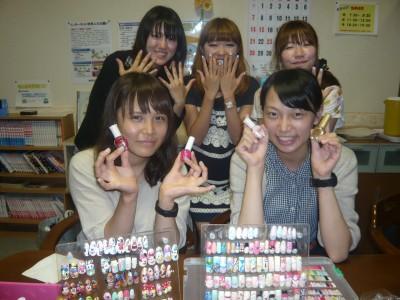 女性限定無料「ネイル教室」開催!2月・3月の入校限定♪
