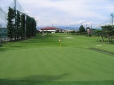 ゴルフ場全景