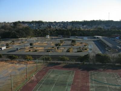 静岡県セイブ自動車学校の教習コースは何といっても広さが魅力!直線コースはなんと310mもあります♪
