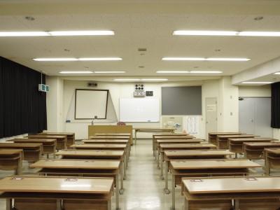 教室はこちら