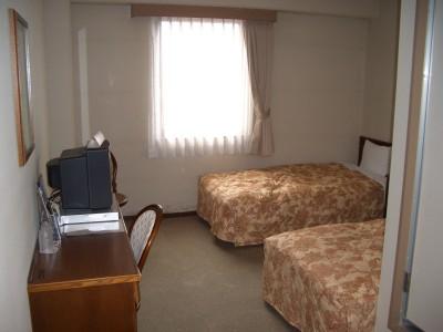 快適な宿泊施設。宿泊はホテルなので快適!