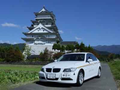 勝山自動車学校がある勝山市は、豊かな自然や勝山城、温泉など見どころがたくさん。時間が空いたらぜひ観光へ♪