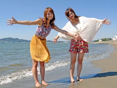 和歌山といえば海ですね!!