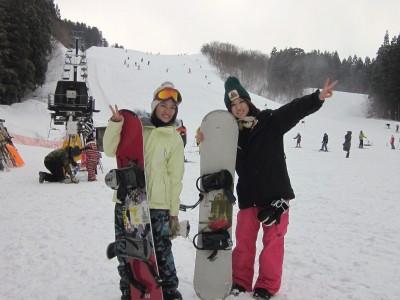 冬はスキーもできちゃう!?